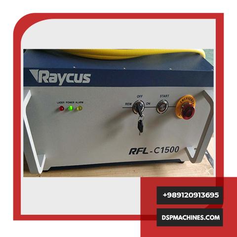 سورس Raycus 1.5kw